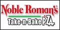 Noble Romans Take-n-Bake Pizza Franchise Opportunity
