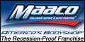 Maaco Collision Repair & Auto Painting Franchise Opportunity Click Here!
