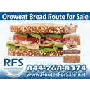 Oroweat And Sara Lee Bread Route For Sale Photo 1