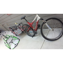 Bicycle Trailer - Single Wheel Photo 1
