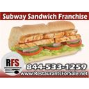Subway Sandwich & Auntie Anne's Franchise For Sale Photo 1