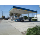 Distressed Gas Station With Half Acre Land Photo 1