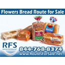 Flowers Bread Route For Sale Photo 1