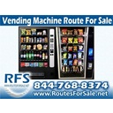 Soda & Snack Vending Machine Route Photo 1